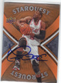 DWYANE WADE MIAMI HEAT AUTOGRAPHED BASKETBALL CARD #11914i