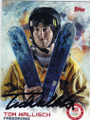 TOM WALLISCH OLYMPIC FREESKIING AUTOGRAPHED CARD #12014X
