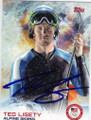 TED LIGETY ALPINE SKIING AUTOGRAPHED OLYMPICS CARD #12114E