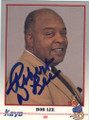 BOB LEE AUTOGRAPHED BOXING CARD #12214E