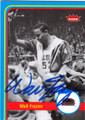 WALT FRAZIER SOUTHERN ILLINOIS UNIVERSITY AUTOGRAPHED BASKETBALL CARD #12914M