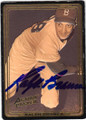 RALPH BRANCA BROOKLYN DODGERS AUTOGRAPHED BASEBALL CARD #13014J