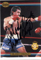 ORLANDO CANIZALES AUTOGRAPHED BOXING CARD #21014C