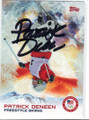 PATRICK DENEEN OLYMPIC FREESTYLE SKIING AUTOGRAPHED CARD #21014G
