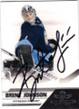 BRENT JOHNSON PITTSBURGH PENGUINS AUTOGRAPHED HOCKEY CARD #21614G