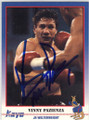 VINNY PAZIENZA AUTOGRAPHED BOXING CARD #22014B