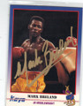 MARK BRELAND AUTOGRAPHED BOXING CARD #22114R