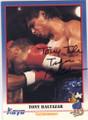 TONY BALTAZAR AUTOGRAPHED BOXING CARD #22514D