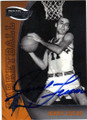 JERRY LUCAS OHIO STATE BUCKEYES AUTOGRAPHED BASKETBALL CARD #30114C
