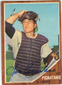 JOE PIGNATANO SAN FRANCISCO GIANTS AUTOGRAPHED VINTAGE BASEBALL CARD #30414E
