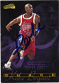 KOBE BRYANT LOS ANGELES LAKERS AUTOGRAPHED ROOKIE BASKETBALL CARD #32314D