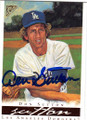 DON SUTTON LOS ANGELES DODGERS AUTOGRAPHED BASEBALL CARD #32414G
