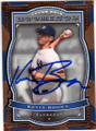 KEVIN BROWN NEW YORK YANKEES AUTOGRAPHED BASEBALL CARD #32414O