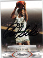 PAUL SILAS BOSTON CELTICS AUTOGRAPHED BASKETBALL CARD #32914G
