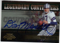 DON MAYNARD DALLAS COWBOYS AUTOGRAPHED & NUMBERED FOOTBALL CARD #33014C