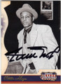 WILLIE MAYS AUTOGRAPHED BASEBALL CARD #33114Q