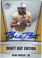 BLAKE BORTLES UNIVERSITY OF CENTRAL FLORIDA AUTOGRAPHED ROOKIE FOOTBALL CARD #52314B