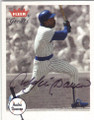 ANDRE DAWSON CHICAGO CUBS AUTOGRAPHED BASEBALL CARD #52414F