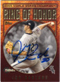 JON GARLAND CHICAGO WHITE SOX AUTOGRAPHED BASEBALL CARD #52414H