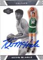 KEVIN McHALE BOSTON CELTICS AUTOGRAPHED BASKETBALL CARD #52714H