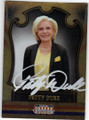 PATTY DUKE AUTOGRAPHED CARD #61114O