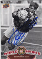 KEVIN HARTMAN UCLA BRUINS AUTOGRAPHED SOCCER CARD #62114F