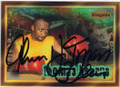 THOMAS HEARNS AUTOGRAPHED BOXING CARD #62814C