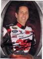 GREG BIFFLE AUTOGRAPHED NASCAR CARD #71814B