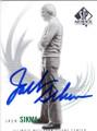 JACK SIKMA ILLINOIS WESLEYAN TITANS AUTOGRAPHED BASKETBALL CARD #71814G