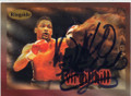 VIRGIL HILL AUTOGRAPHED BOXING CARD #72314H