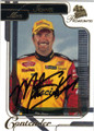 MIKE SKINNER AUTOGRAPHED NASCAR CARD #73014H