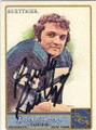 RUDY RUETTINGER NOTRE DAME AUTOGRAPHED FOOTBALL CARD #73114B