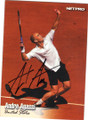 ANDRE AGASSI AUTOGRAPHED TENNIS CARD #80614N