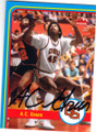 AC GREEN OREGON STATE AUTOGRAPHED BASKETBALL CARD #80614O