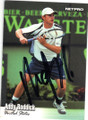 ANDY RODDICK AUTOGRAPHED TENNIS CARD #81114D