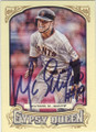 MARCO SCUTARO SAN FRANCISCO GIANTS SECOND BASEMAN AUTOGRAPHED BASEBALL CARD #82414B