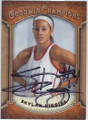 SKYLAR DIGGINS NOTRE DAME FIGHTING IRISH AUTOGRAPHED WOMENS BASKETBALL CARD #92714B