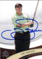 JOE OGILVIE AUTOGRAPHED GOLF CARD #92714M