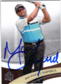 MICHAEL CAMPBELL AUTOGRAPHED GOLF CARD #101214C