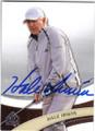 HALE IRWIN AUTOGRAPHED GOLF CARD #102214L