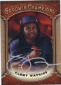 SAMMY WATKINS CLEMSON UNIVERSITY AUTOGRAPHED ROOKIE FOOTBALL CARD #110814C