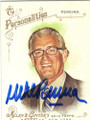 MIKE PEREIRA AUTOGRAPHED CARD #111414D