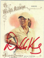 DANIELLE KANG AUTOGRAPHED GOLF CARD #111914N