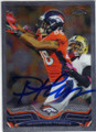 DEMARYIUS THOMAS DENVER THOMAS AUTOGRAPHED FOOTBALL CARD #120914D