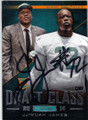 Ja'WUAN JAMES MIAMI DOLPHINS AUTOGRAPHED ROOKIE FOOTBALL CARD #121014M