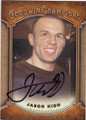 JASON KIDD CAL GOLDEN BEARS AUTOGRAPHED BASKETBALL CARD #121414E