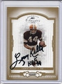 LEROY KELLY CLEVELAND BROWNS AUTOGRAPHED & NUMBERED FOOTBALL CARD #10815D