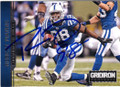 ROBERT MATHIS INDIANAPOLIS COLTS AUTOGRAPHED FOOTBALL CARD #12015Q