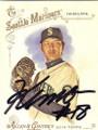 HISASHI IWAKUMA SEATTLE MARINERS AUTOGRAPHED BASEBALL CARD #12715B