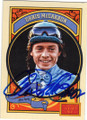 CHRIS McGARRON AUTOGRAPHED CARD #12715M
